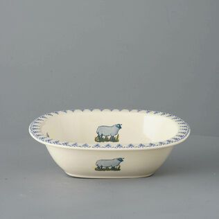 Pie Dish Standard Sheep