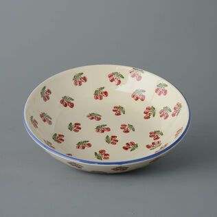 Serving Dish Round Large Cherry
