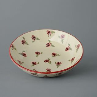 Serving Dish Round Large Poppy