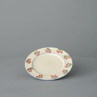 Plate Small Cherry