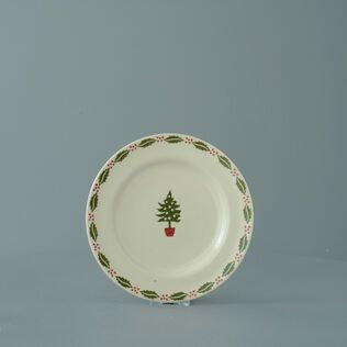 Plate Small Christmas Tree