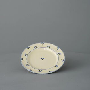 Plate Small Cornflower
