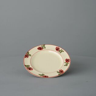 Plate Small Poppy