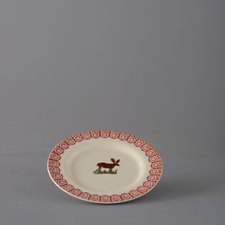 Plate Small Reindeer