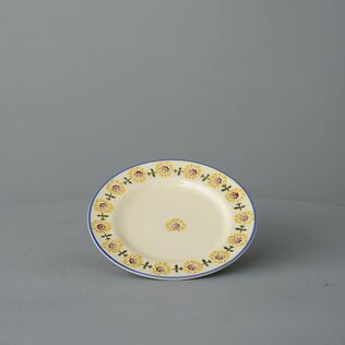 Plate Small Sunflower