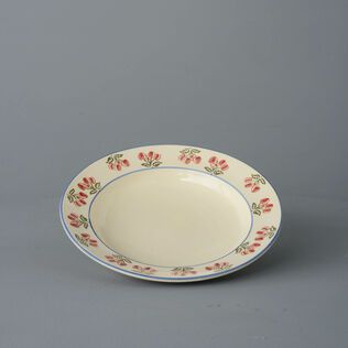 Soup Plate Medium Cherry
