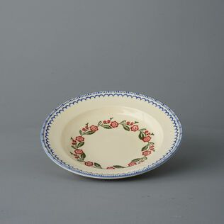 Soup Plate Medium Creeping Briar