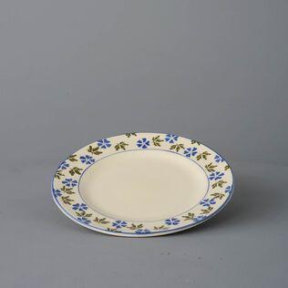 Plate Dessert Size Geranium