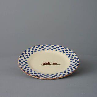 Plate Dessert Size Rabbit