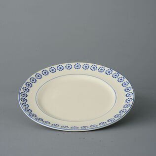 Dufort plate Dinner Size Blue Star