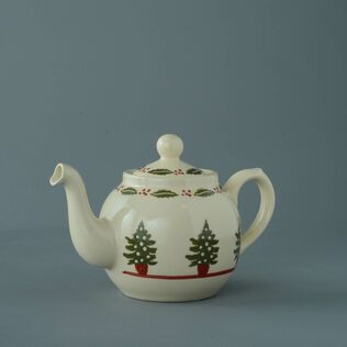 Teapot 2 Cup Christmas Tree