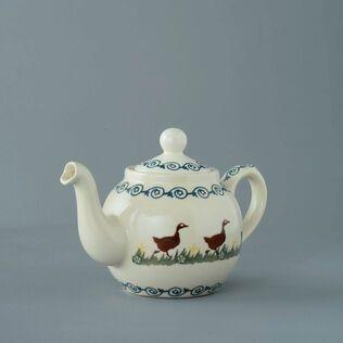 Teapot 2 Cup Duck