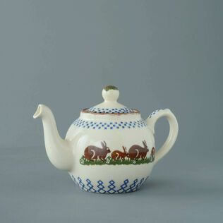 Teapot 2 Cup Rabbit