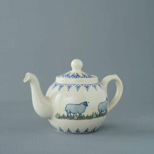 Teapot 2 Cup Sheep