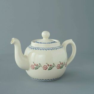 Teapot 4 Cup Creeping Briar