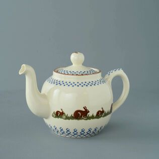 Teapot 4 Cup Rabbit
