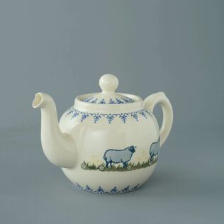 Teapot 4 Cup Sheep