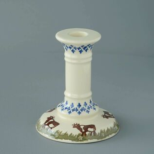 Candlestick Medium Cow