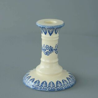 Candlestick Medium Lacey Blue