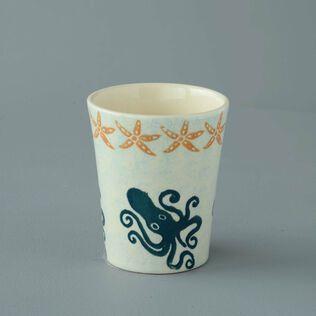 Bathroom Beaker Small Squid and starfish