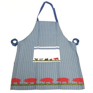 Apron Adult Size Farm Animal