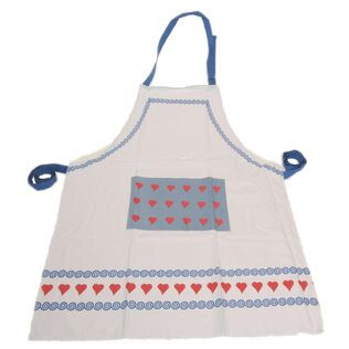 Apron Adult Size Heart