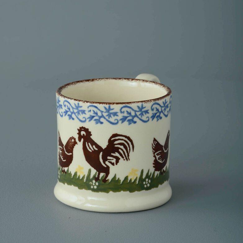 Mug Small Cock & Hen