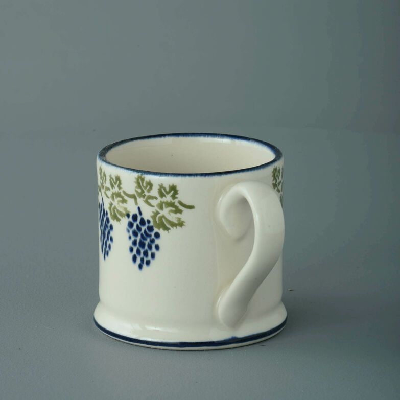Mug Small Grapes And Vine