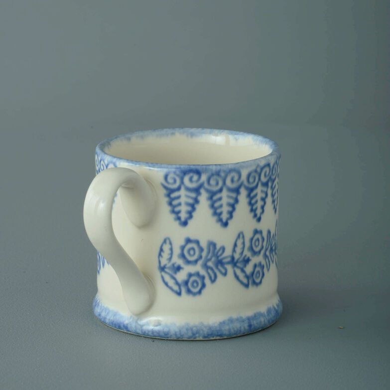 Mug Small Lacey Blue