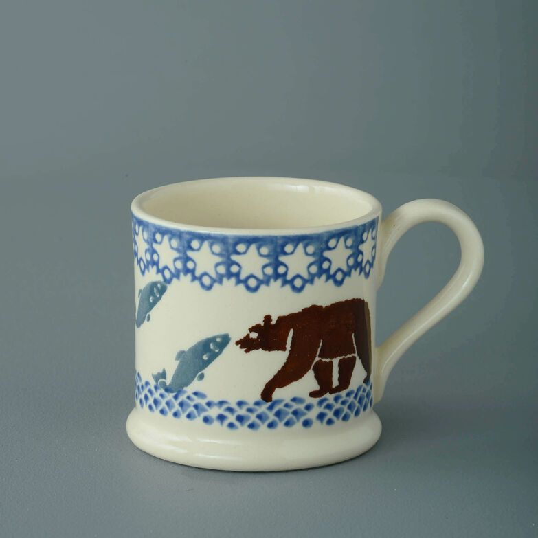 Mug Small Bear and Fish