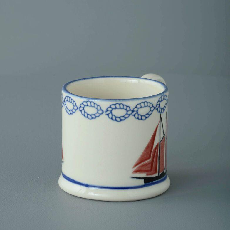 Mug Small Boat Sailing
