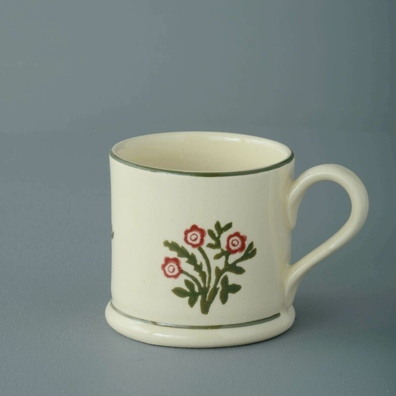 Mug Small Bunch of Flowers