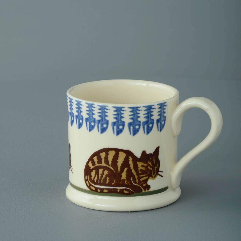 Mug Small Cat Tabby