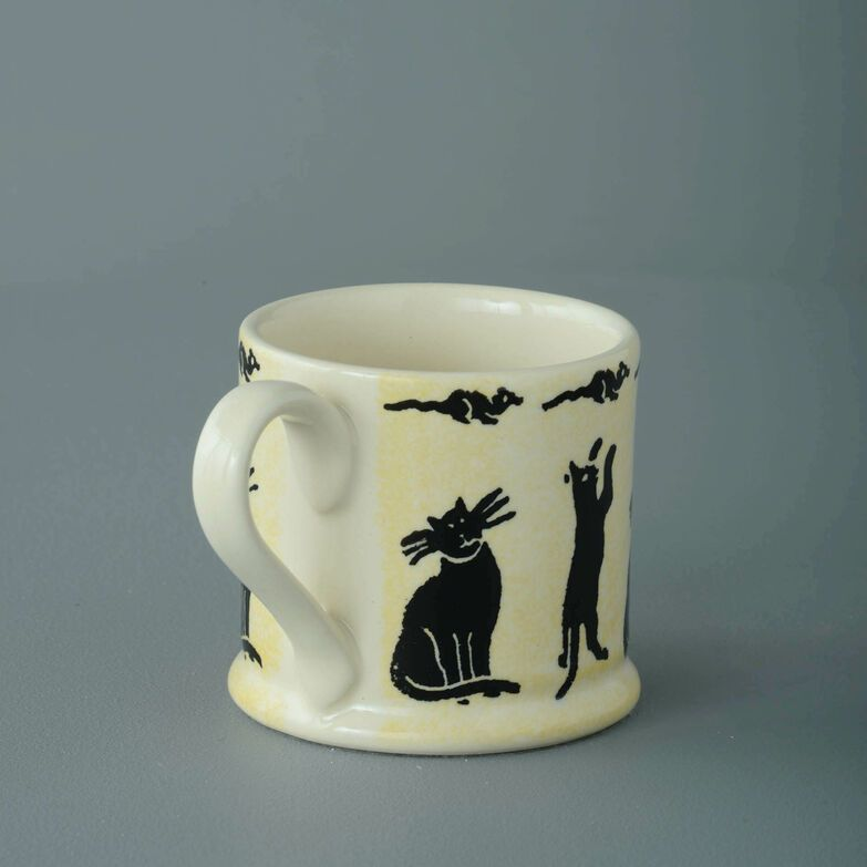 Mug Small Cat and Mouse