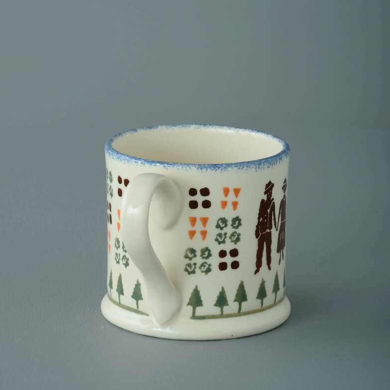 Mug Small Cottage Garden