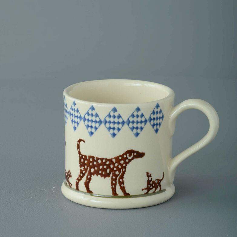 Mug Small Dog spotty