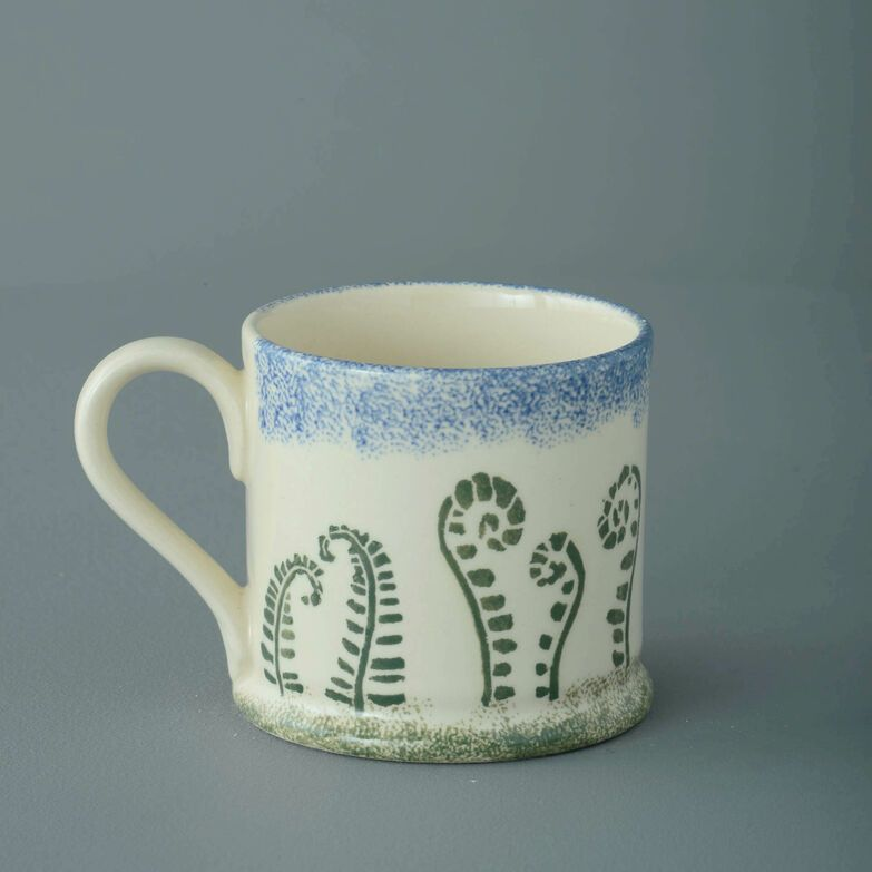 Mug Small Fern Shoots