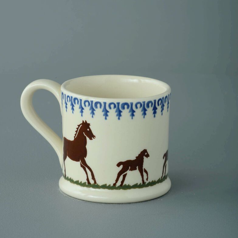 Mug Small Horse and Stallion