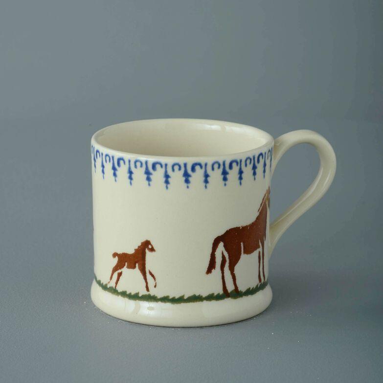 Mug Small Horse and Foal