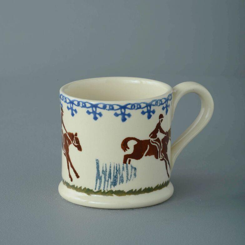 Mug Small Horse Leaping