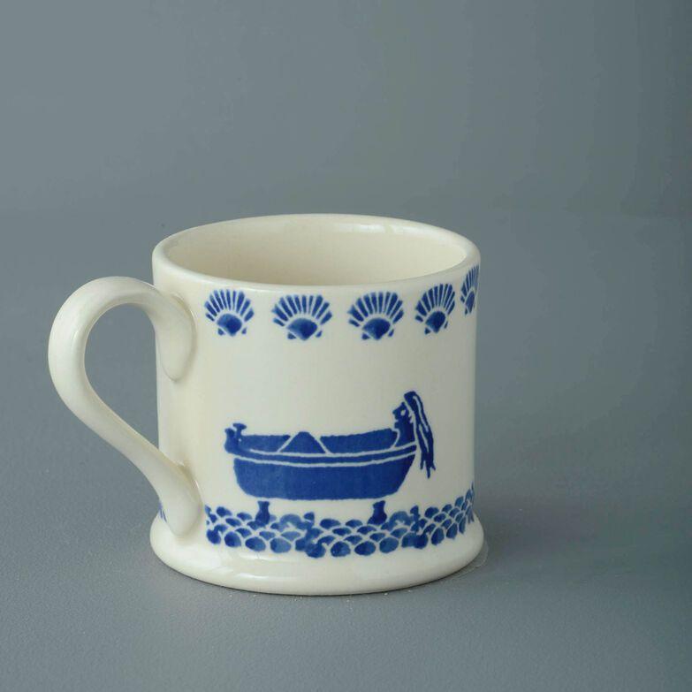 Mug Small Lady in the bath