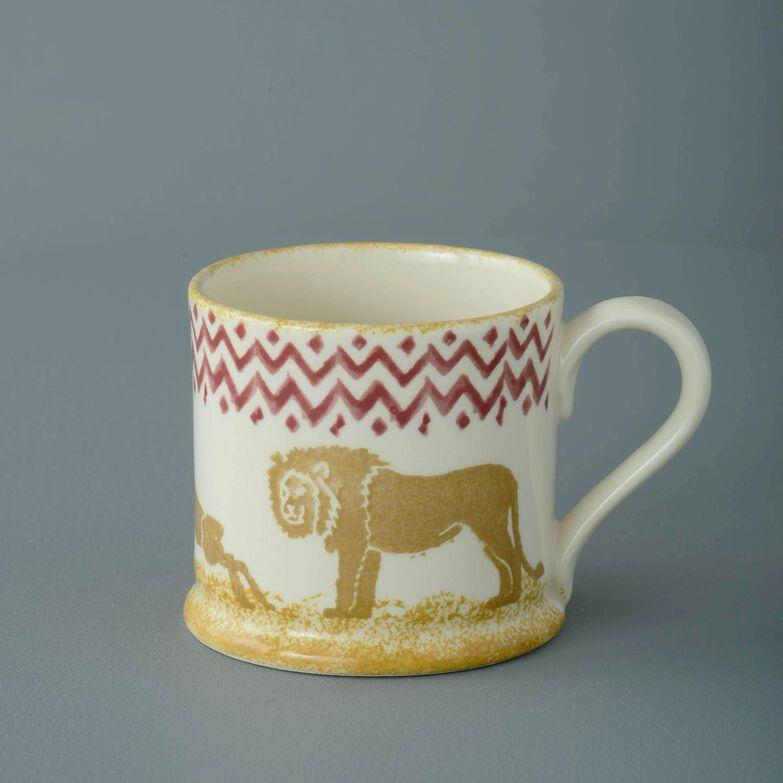 Mug Small Lion and Antelope