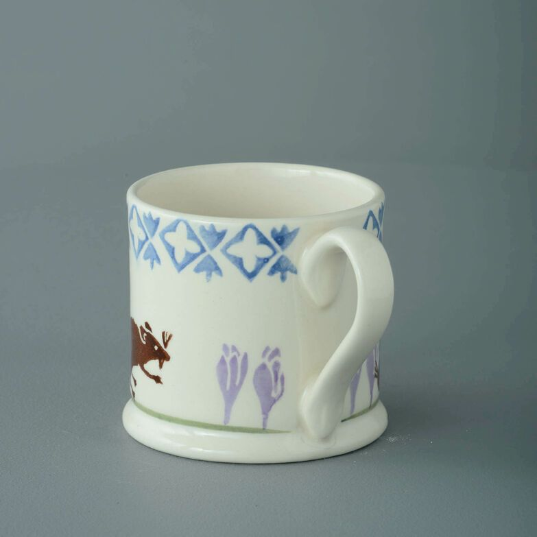 Mug Small Mouse & Crocus
