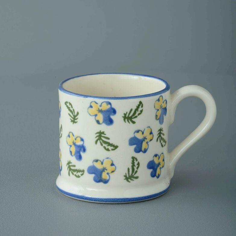 Mug Small Pansy