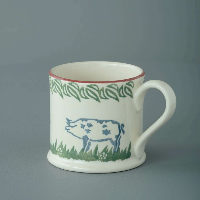 Mug Small Pig Spotty