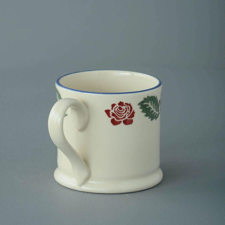 Mug Small Rose Border
