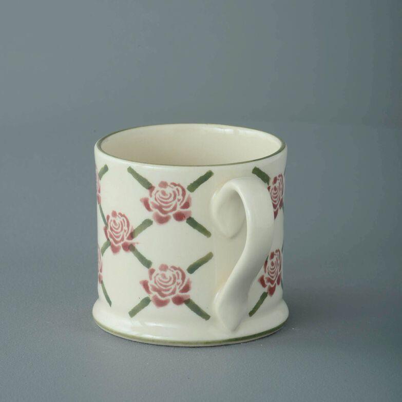 Mug Small Rose trellis