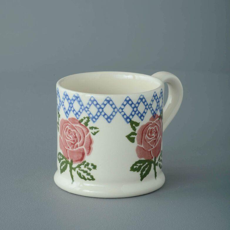 Mug Small Rose Tudor