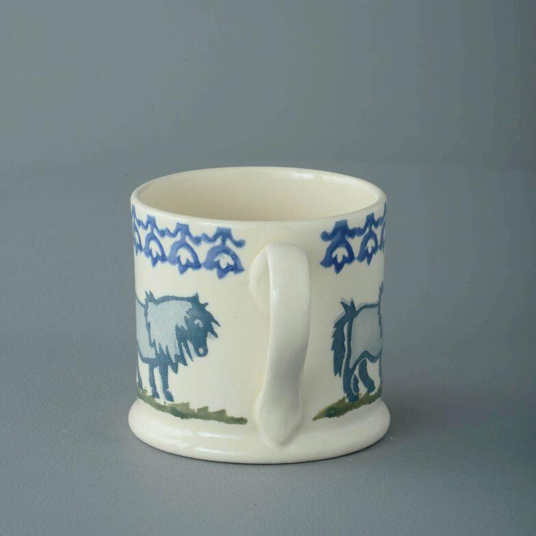 Mug Small Shetland Pony