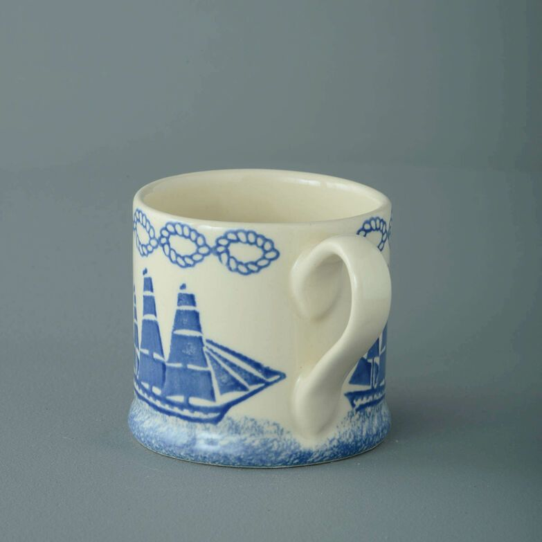 Mug Small Ship - Square Rig